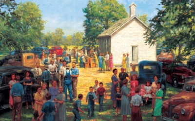 Jigsaw Puzzles - Fellowship Remembrance