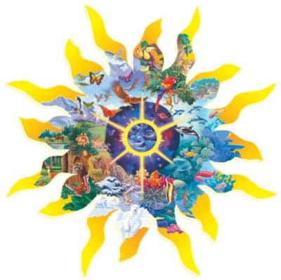 Shaped Jigsaw Puzzles - All Things Under the Sun