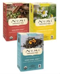 Numi Tea - Box of 100 Single Serve Packets