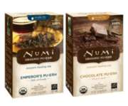 Numi Tea - Pu-erh - 6 Assorted Boxes - 96 Single Serve Packets