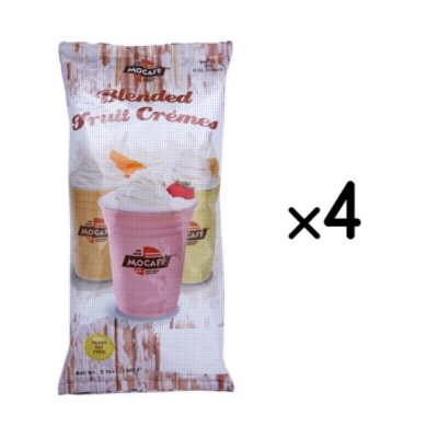 MoCafe - Blended Fruit Cremes - 3 lb. Bulk Bag Assorted Case