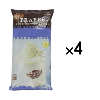 MoCafe - Blended Ice Frappes - 3 lb. Bulk Bag Assorted Case
