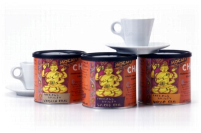 MoCafe - Precious Divinity Chai Tea - 12 oz. Can Assorted Case