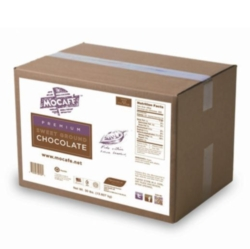 MoCafe - Premium Sweet Ground Chocolate - 30 lb. Box