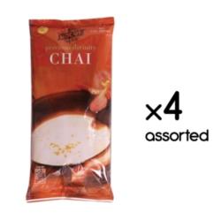 MoCafe - Precious Divinity Chai Tea - 3 lb. Bulk Bag Assorted Case