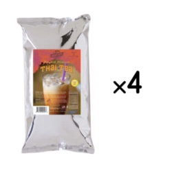 MoCafe - Thai Tea - Premium Tea Latte - 3 lb. Bulk Bag Case