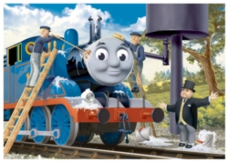 Jigsaw Puzzles for Kids - Thomas & Friends� - Cleaning Thomas