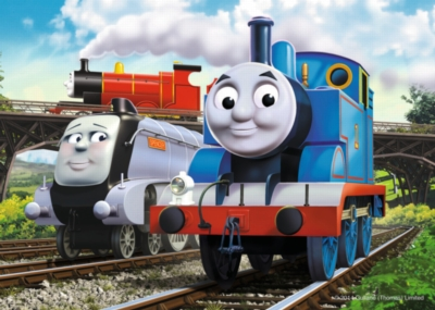 Jigsaw Puzzles for Kids - Thomas & Friends: Thomas and Spencer