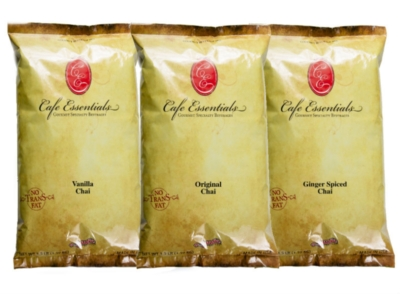 Dr. Smoothie Café Essentials Chai - Assorted Case of 5