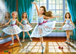 Jigsaw Puzzles - Little Ballerinas