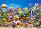 Colors of the Ocean - 260pc Jigsaw Puzzle by Castorland