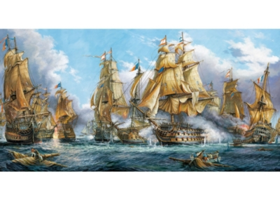 Hard Jigsaw Puzzles - Naval Battle
