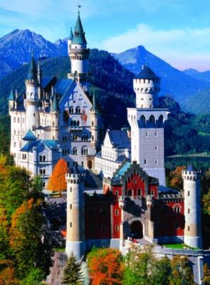 Jigsaw Puzzles - Neuschwanstein Castle