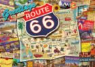 Route 66 - 500pc Jigsaw Puzzle by Buffalo Games