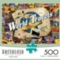 World Travel - 500pc Jigsaw Puzzle by Buffalo Games