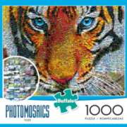 Photomosiac Jigsaw Puzzles - Tiger