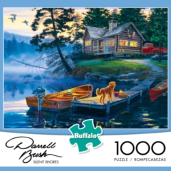Jigsaw Puzzles - Darrell Bush: Silent Shores