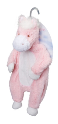 Pink Horse Sshlumpie - 14'' Horse By Douglas Cuddle Toy
