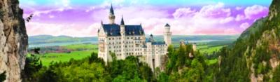 Panoramic Jigsaw Puzzles - Neuschwanstein Castle
