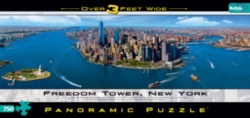 Panoramic Jigsaw Puzzles - Freedom Tower