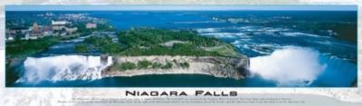 Panoramic Jigsaw Puzzles - Niagara Falls