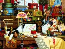 Jigsaw Puzzles - Wysocki: Maggie the Messmaker
