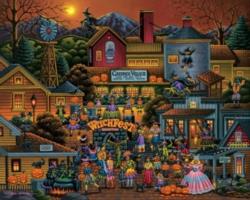 Dowdle Jigsaw Puzzles - Witchfest