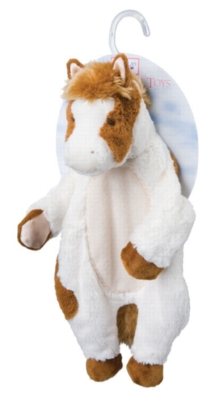 Brown Horse Sshlumpie - 14'' Horse By Douglas Cuddle Toy