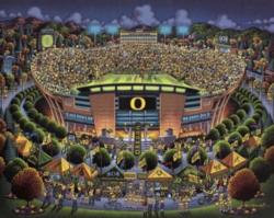 Dowdle Jigsaw Puzzles - University of Oregon Ducks