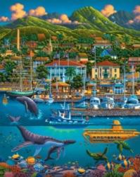 Dowdle Jigsaw Puzzles - Maui