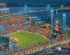 San Francisco Giants - 500pc Jigsaw Puzzle by Dowdle