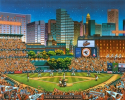 Dowdle Jigsaw Puzzles - Baltimore Orioles