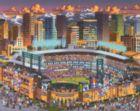 Colorado Rockies - 500pc Jigsaw Puzzle by Dowdle