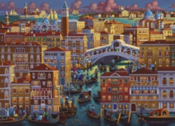 Dowdle Jigsaw Puzzles - Venice
