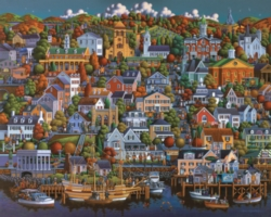 Dowdle Jigsaw Puzzles - Plymouth
