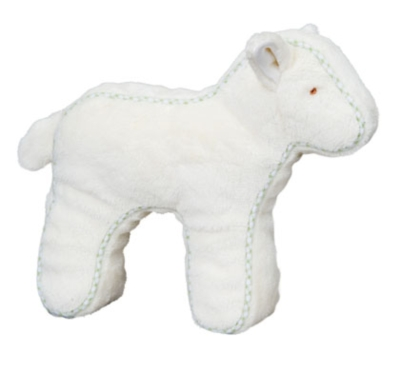 Lamb - 7'' Squeaker By Douglas Cuddle Toy