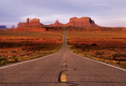 Educa Jigsaw Puzzles - Monument Valley Road