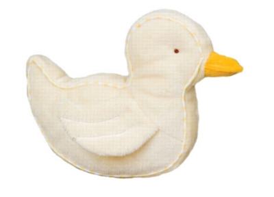 Duck - 7'' Squeaker By Douglas Cuddle Toy