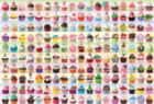 Cupcakes Galore - 2000pc Jigsaw Puzzle by Eurographics