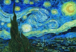Eurographics Jigsaw Puzzles - Van Gogh: Starry Night