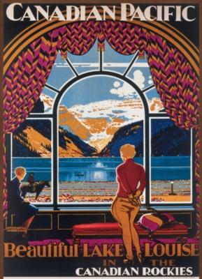 Eurographics Jigsaw Puzzles - Beautiful Lake Louise