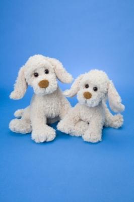 "Rosenkrantz Golden Dog - 13"" Dog By Douglas Cuddle Toy"