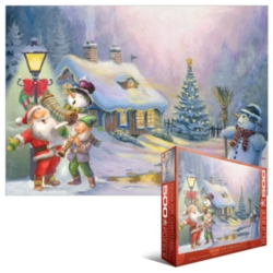 Eurographics Jigsaw Puzzles - Home for Christmas