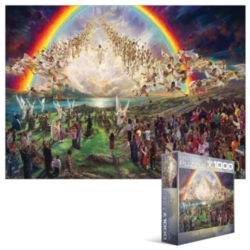 Eurographics Jigsaw Puzzles - The Blessed Hope