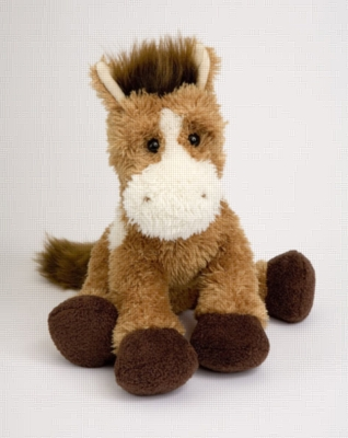 Frank - 14'' Horse By Douglas Cuddle Toy
