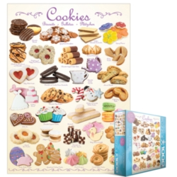 Eurographics Jigsaw Puzzles - Cookies