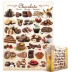 Chocolate - 1000pc Jigsaw Puzzle by Eurographics