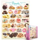 Donuts - 1000pc Jigsaw Puzzle by Eurographics