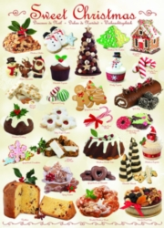 Eurographics Jigsaw Puzzles - Sweet Christmas