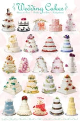 Eurographics Jigsaw Puzzles - Wedding Cakes
